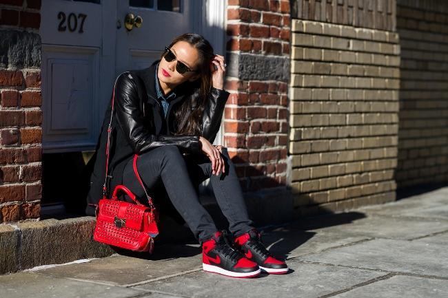 Air Jordan 1 Retro High OG. - What the